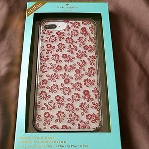 New in box Kate Spade iPhone protective case
